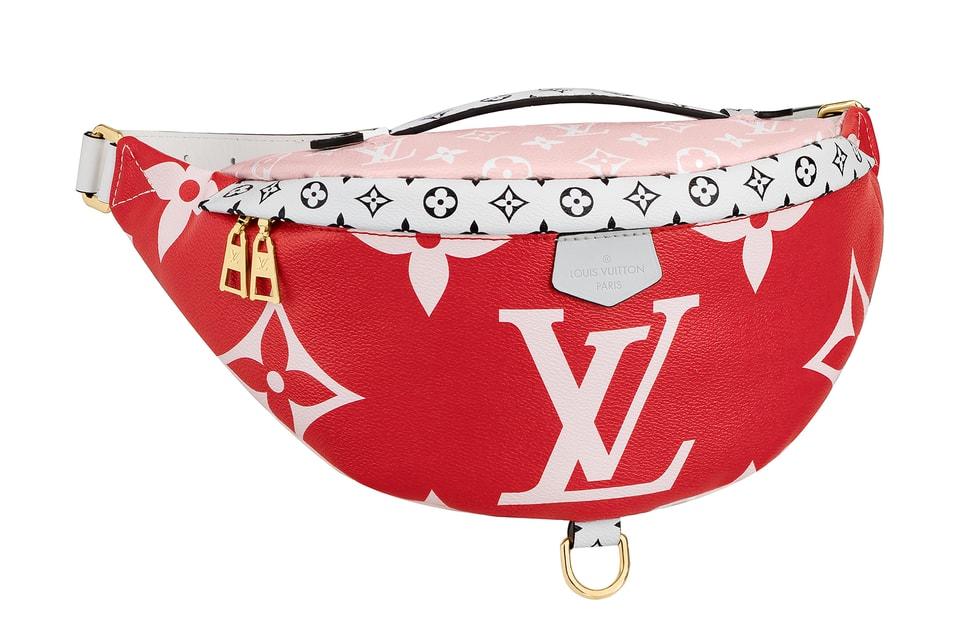 9e1d3ec8c Louis Vuitton Oversized Monogram Bumbag Tote Bag | HYPEBAE