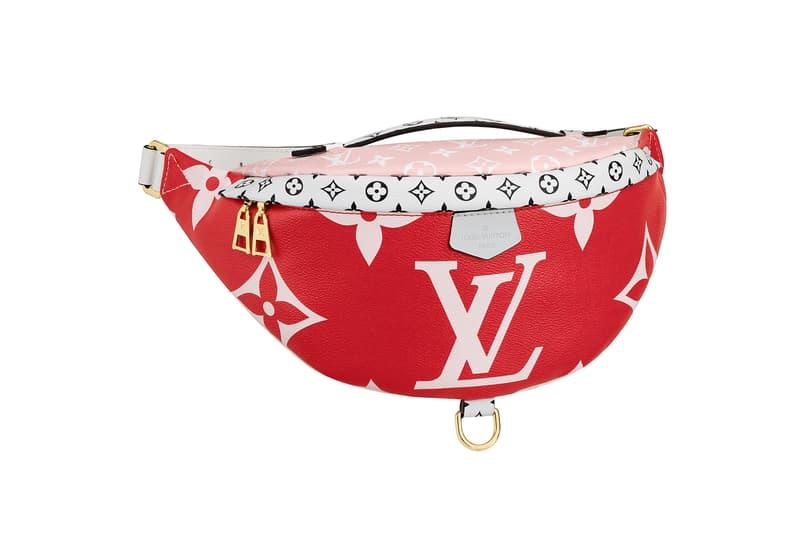 Louis Vuitton Oversized Monogram Bumbag Tote Bag Keepall Speedy Summer 2019 c8c2a4b4b989c