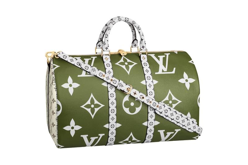Louis Vuitton Oversized Monogram Bumbag Tote Bag Keepall Speedy Summer 2019