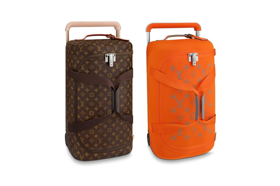 380e505d2cad Louis Vuitton Releases Monogram Soft Luggages
