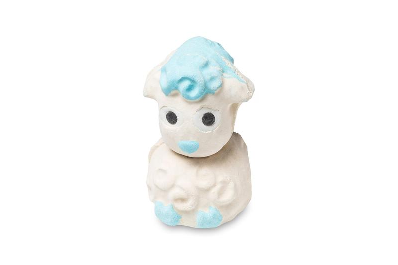 Lush Cosmetics Easter Collection Bath Bombs Skincare Body Bar Soap Scrub Egg Bunny Gift
