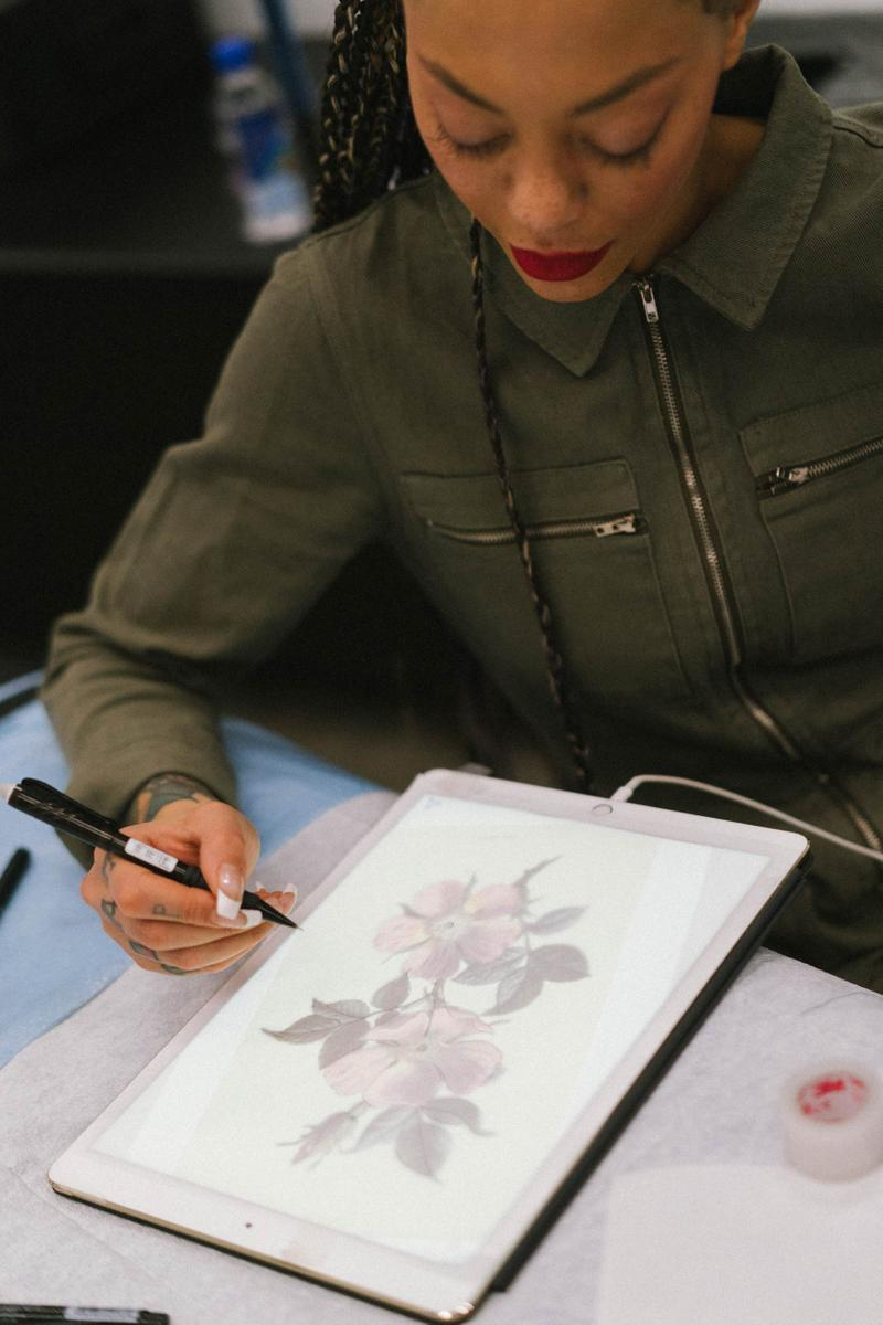 Miryam Lumpini Tattoo