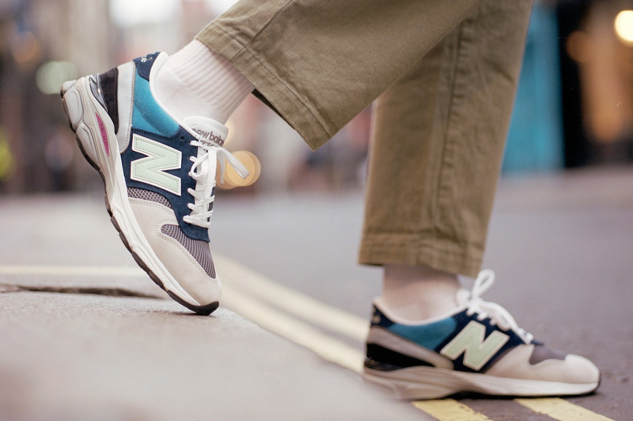 New Balance Releases New Made in UK