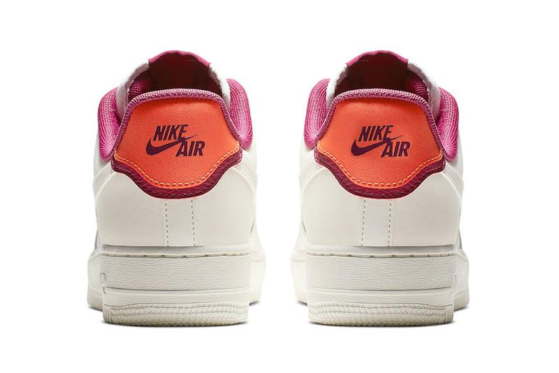 Nike Air Force 1 Pack Crimson Burgundy