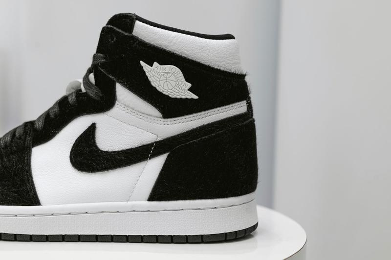 Nike Air Jordan 1 High Panda Black White