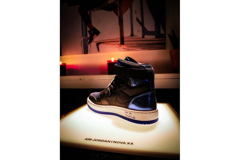 Nike Air Jordan Women's 2019 Footwear Releases Air Jordan 1 Preview Sneaker Shoe Summer Drop