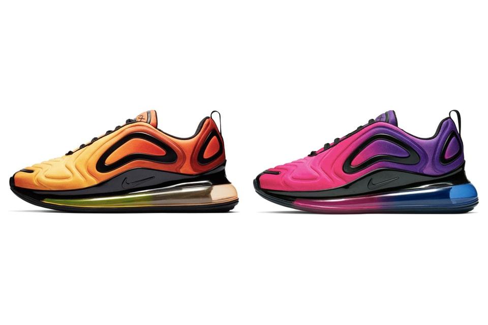 info for 070af 8e225 Nike Air Max 720 Ombré