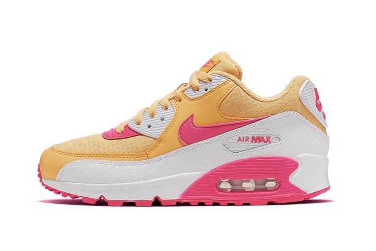 buy online 53eea 8daba Nike s Latest Air Max 90 Is a Blast of Summer