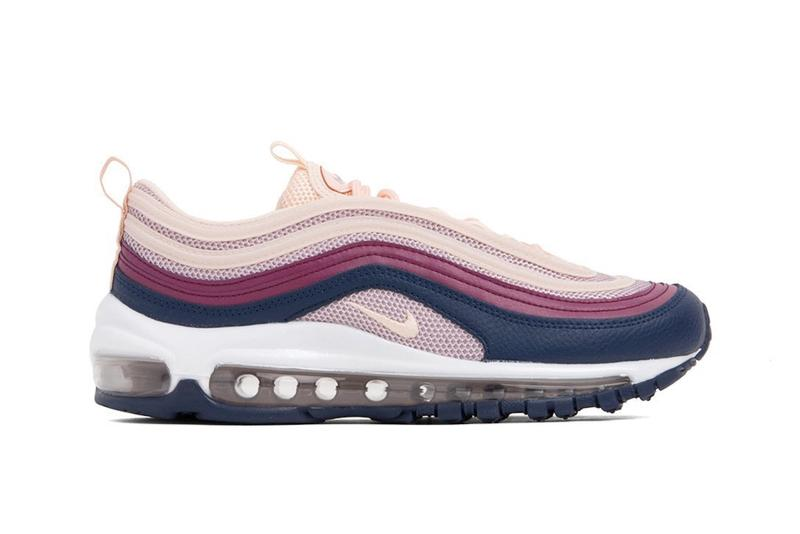 "Nike Air Max 97 ""Crimson Tint/Plum Chalk"""