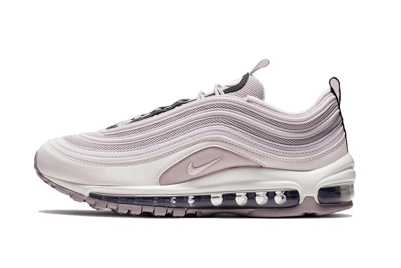 """Nike Air Max 97 """"Pastel Pink"""" Spring Release Monochrome Sneaker Shoe Retro Trainer"""