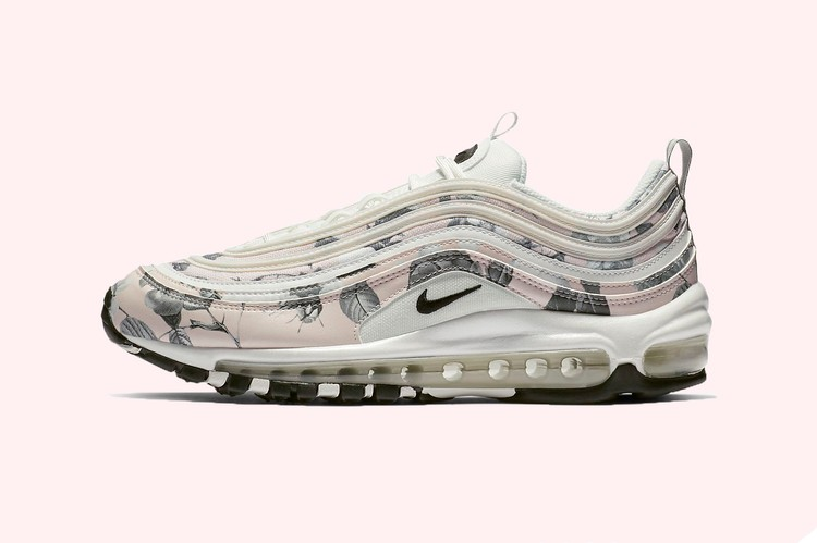 f795aefde795 This Pink Nike Air Max 97 Is Covered in Delicate Florals