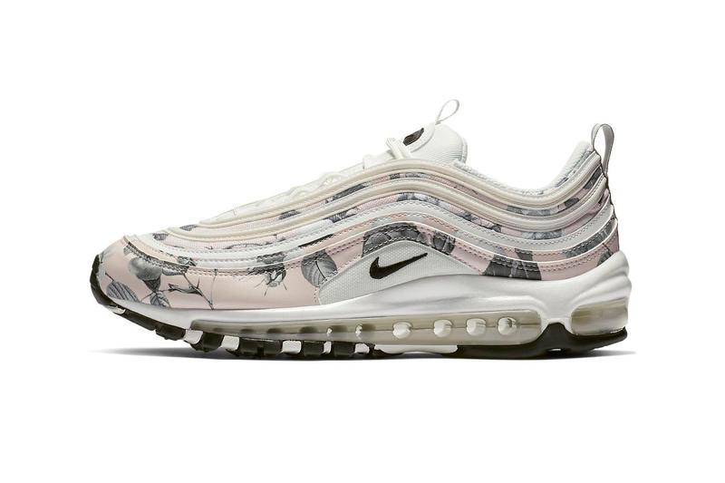 detailed look 22af7 03aa7 This Pink Nike Air Max 97 Is Covered in Delicate Florals