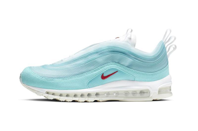 separation shoes f6255 6859c Nike Air Max 97 Shanghai Kaleidoscope
