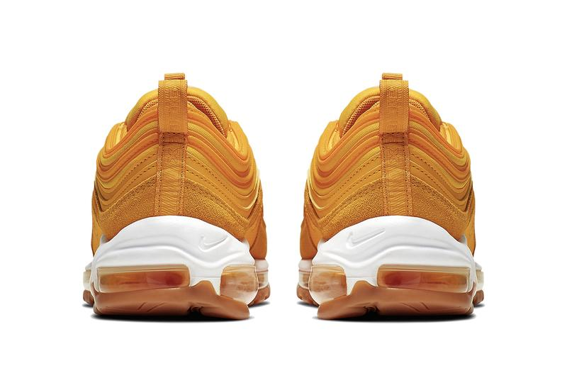 641d1e9bd Nike Air Max 97 University Gold/Canyon Gold | HYPEBAE