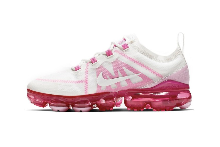 "3689fcbaf9b02 We're Obsessing Over Nike's Air VaporMax 2019 in ""Pink ..."
