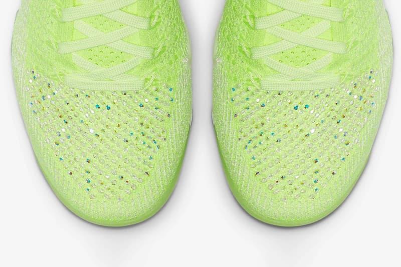 Nike Air VaporMax Flyknit 2 Volt Swarovski