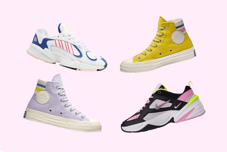 14bc5520187 Top Spring 2019 Sneaker  Nike
