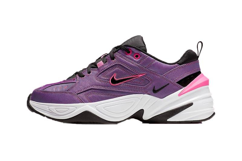 Nike M2K Tekno Laser Fuchsia