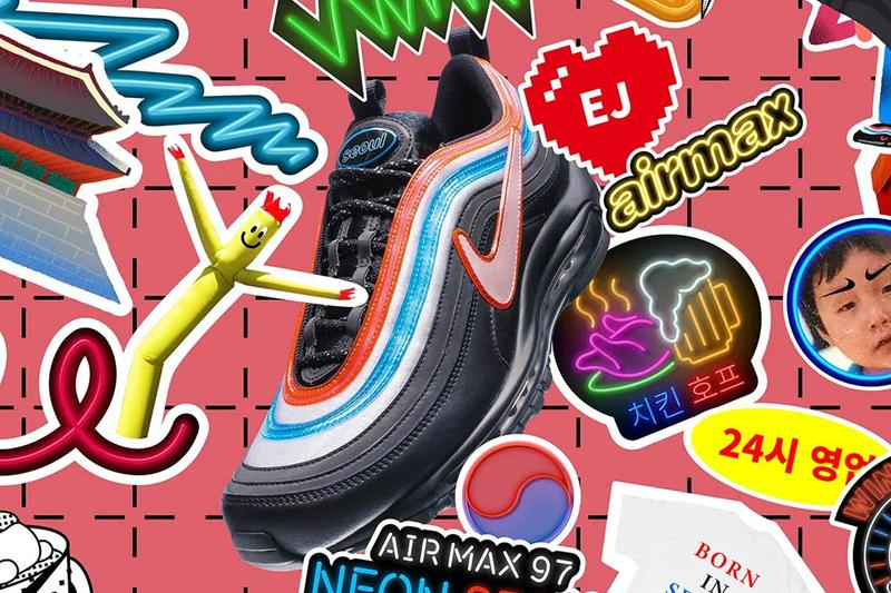 Nike On Air Air Max 98 97 1 Shanghai Seoul Paris New York Tokyo