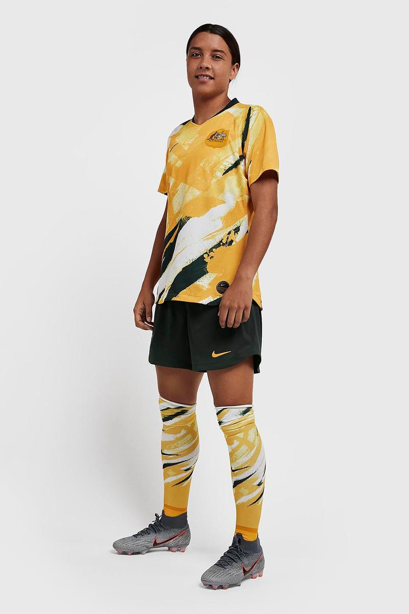 Nike 2019 Women's World Cup Kit Reveal Paris France England USA Canada Brazil China Jerseys
