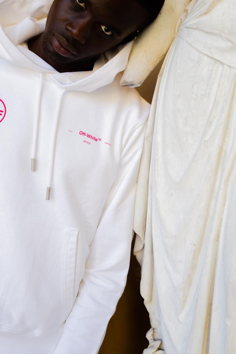 Off-White™ Jakarta Exclusive Capsule Collection Virgil Abloh Range Fashion Drop