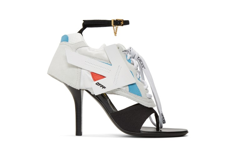 ff0ed9d8792 We re Really Into Off-White™ s Arrow Runner Sandals