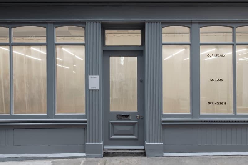 Our Legacy Opens Womenswear London Store Soho Stockholm Scandinavian Label Brand
