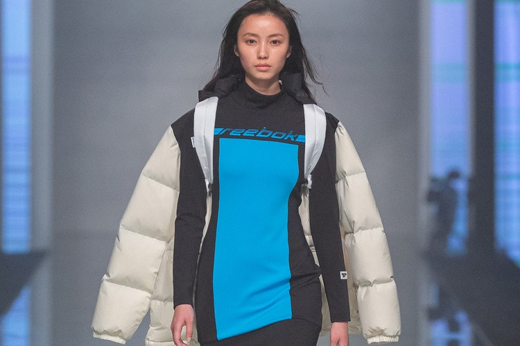 f88252c6 Reebok Kicks Off Shanghai Fashion Week With See-Now Buy-Now Show
