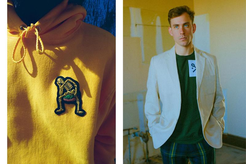 Rowing Blazers The Joy of Not Fitting ss19 spring summer lookbook collabs beams sperry willy spiller