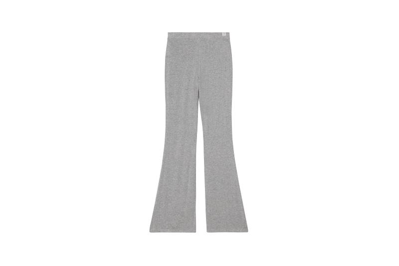 Savage X Fenty High-Waisted Lounge Pants Grey