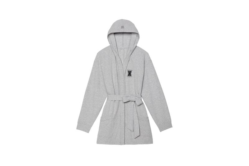 Savage X Fenty Short Robe Grey