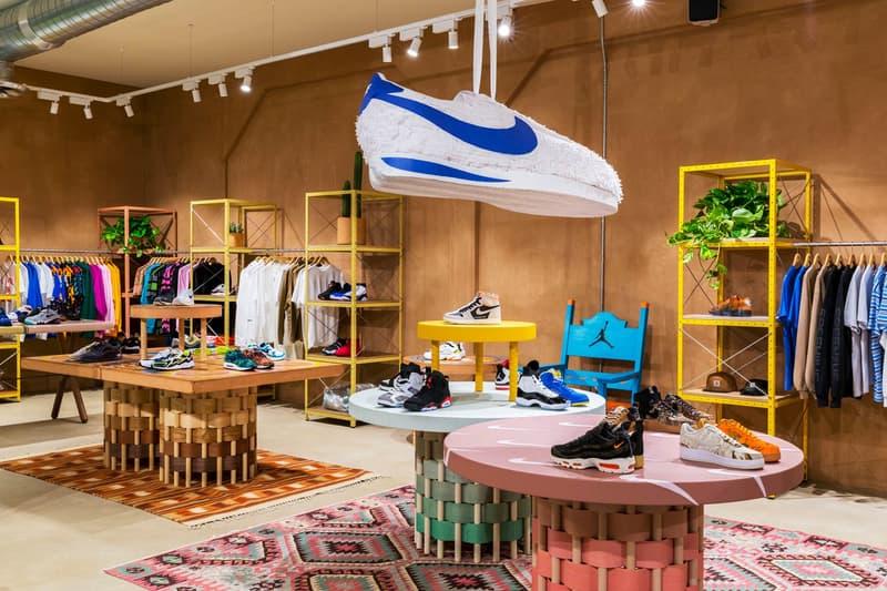 Sneakersnstuff Venice Beach Store