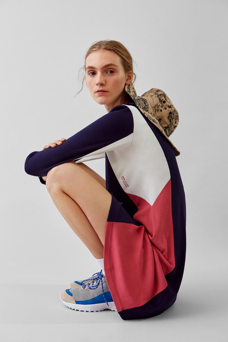 Wood Wood Spring Summer 2019 Outside Collection Lookbook Sporty Mandy Dress