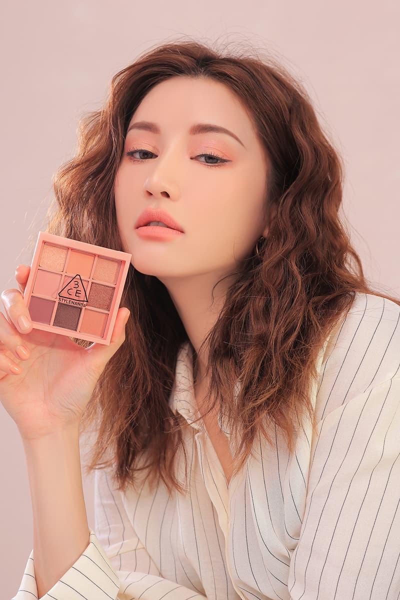 3ce K Beauty Mood For Blossom Makeup