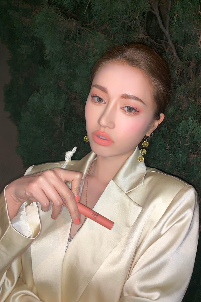 3CE K-Beauty Mood for Blossom Makeup Collection STYLENANDA Skincare Sheet Masks Lipstick Eyeshadow Palette