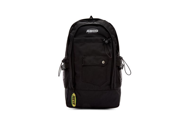 Ader Error x SSENSE Cycling Club Capsule Regular Backpack Black