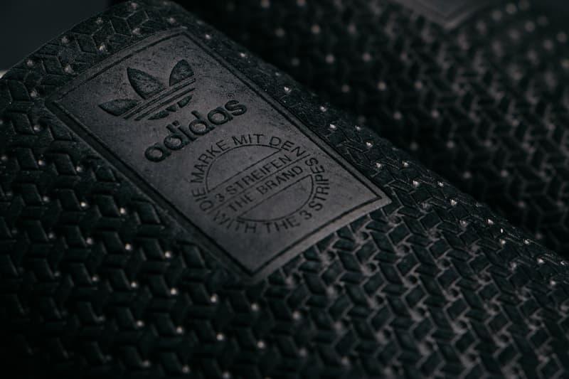 adidas Adilette Luxe Slides Core Black