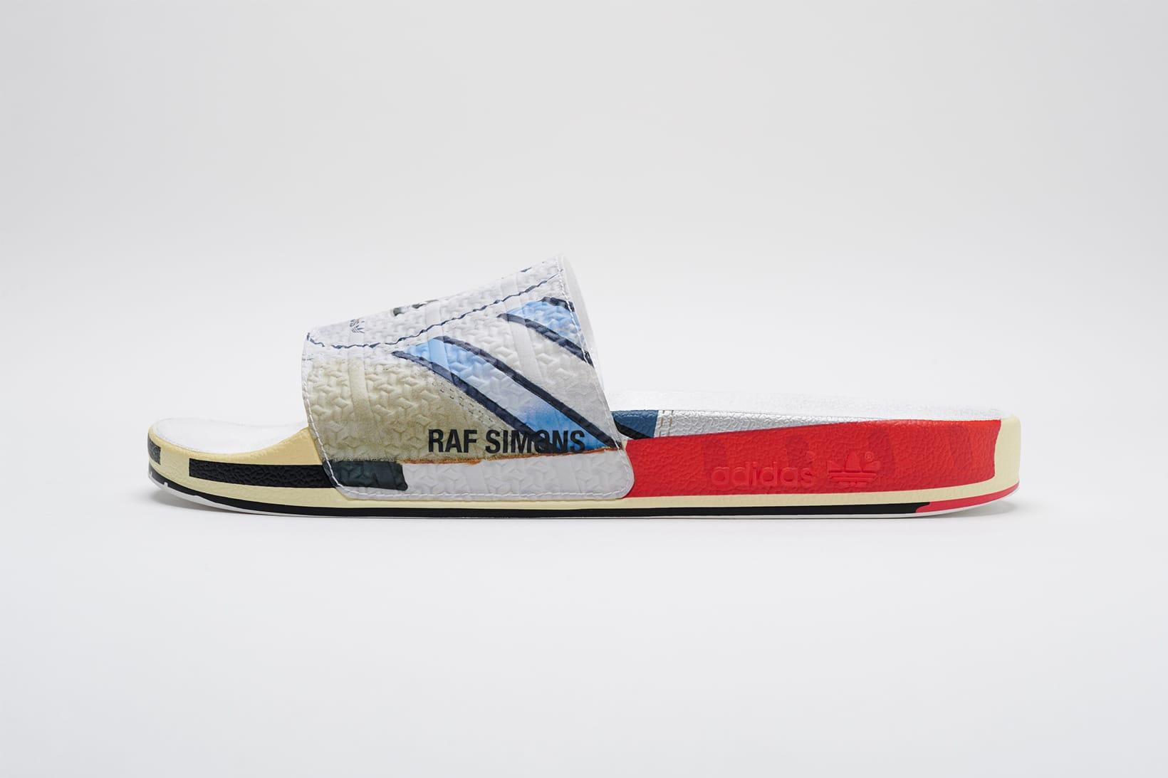 Raf Simons x adidas Adilette Slides