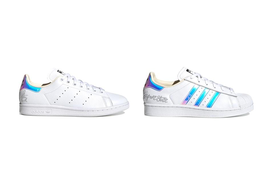 on sale a8c5f 1411e adidas Originals Reflective Stan Smith Sneakers | HYPEBAE