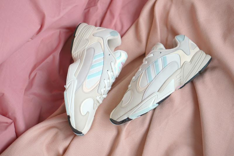 adidas Originals Yung-1 Off White Ice Mint
