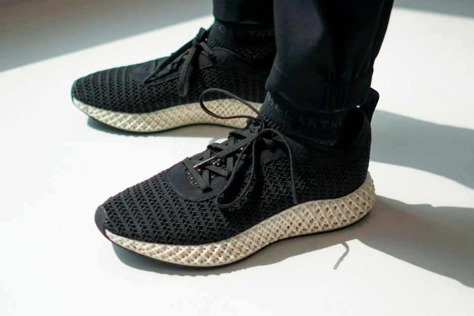 55af861a3 An On-Foot Look at adidas by Stella McCartney s Limited-Edition AlphaEdge 4D