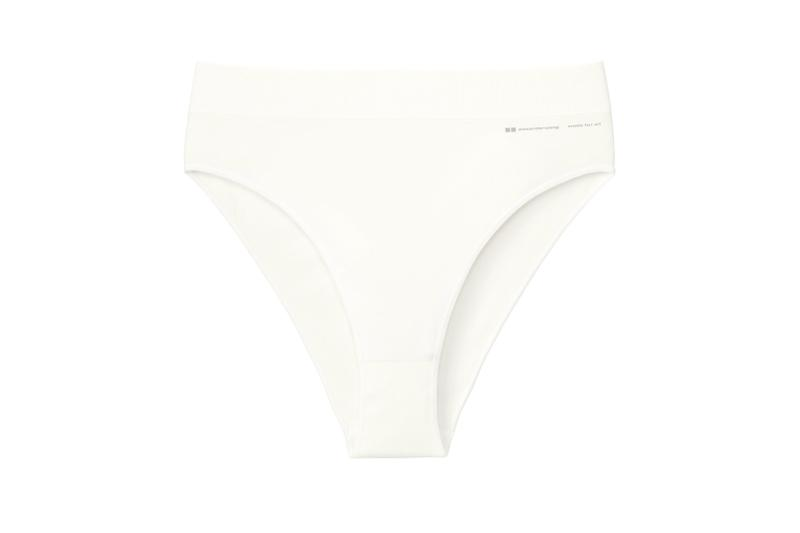Alexander Wang x Uniqlo Airism Capsule Seamless Bikini Shorts White