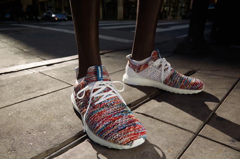Angela Missoni Presents adidas Running Collab Ultraboost