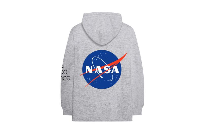 Ariana Grande NASA Coachella Merch Sweatshirt Hoodie T-Shirt Mask Glasses Anorak Aricehlla