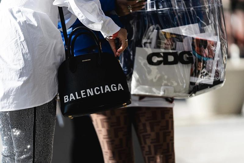 Balenciaga Breaks €1 Billion EUR Revenue Record Kering Demna Gvasalia Brand Label Money Streetwear Fashion