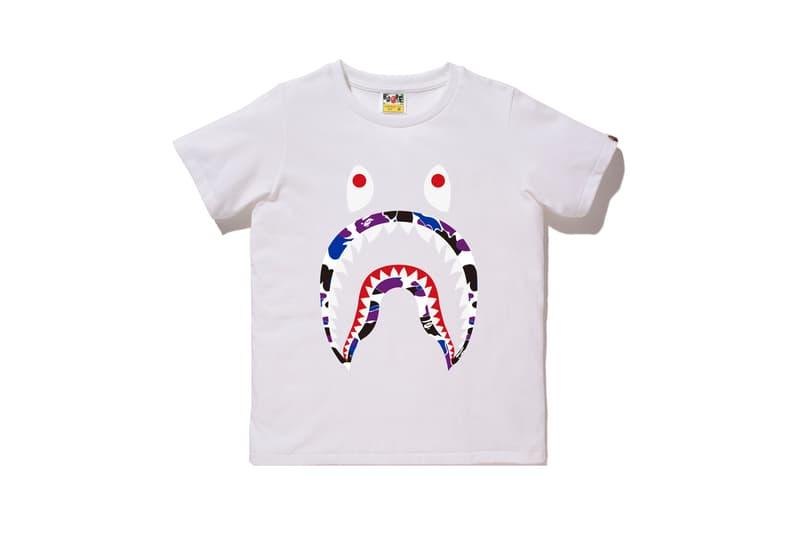 BAPE Hong Kong 13 Anniversary Collection Shirt White