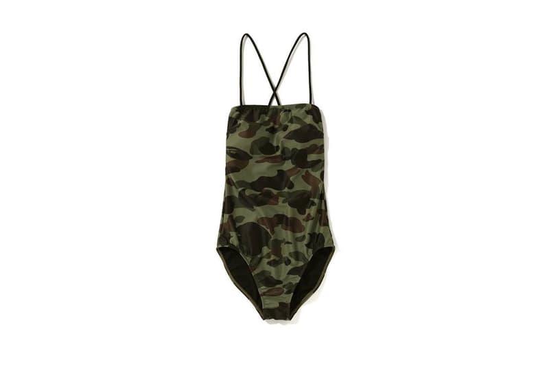 BAPE Swimsuits Camo