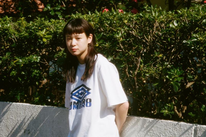 beams t diaspora skateboards umbro collab unisex harajuku vintage