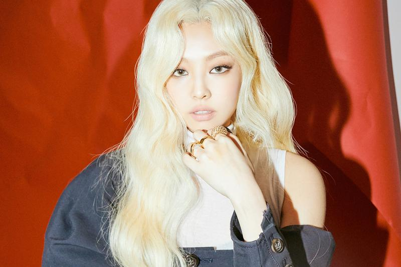 BLACKPINK Jennie Kim Kill This Love Music Video Blonde Hair K-pop Music 2019