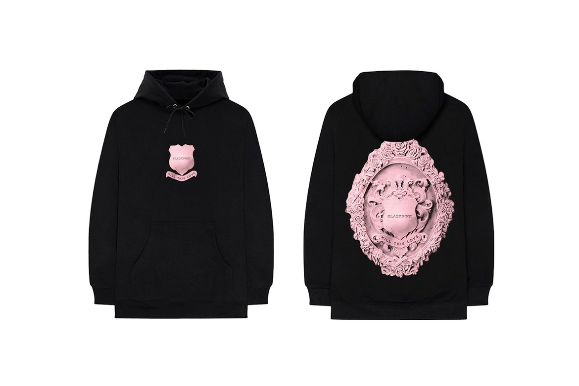 5d82d5bf Shop BLACKPINK Kill This Love Merch Hoodie, Tee | HYPEBAE